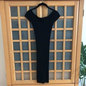 Brand new w/tags Bodycon ribbed dress